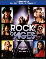 Rock of Ages [Blu-ray/DVD] [2 Discs] [UltraViolet] [Includes Digital Copy] - Adam Shankman