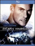 Death Warrant Blu-Ray