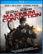 Maximum Conviction (Blu-Ray + Dvd)