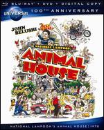 National Lampoon's Animal House [2 Discs] [Includes Digital Copy] [Blu-ray/DVD]