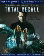 Total Recall [2 Discs] [Includes Digital Copy] [UltraViolet] [Blu-ray]