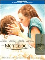 The Notebook [Ultimate Edition] [2 Discs] [Includes Digital Copy] [UltraViolet] [Blu-ray/DVD] - Nick Cassavetes
