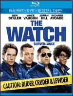 The Watch [Blu-ray/DVD]