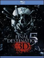 Final Destination 5 3D [3 Discs] [Includes Digital Copy] [UltraViolet] [2D/3D] [Blu-ray/DVD]