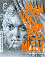 The Man Who Knew Too Much [Criterion Collection] [Blu-ray] - Alfred Hitchcock
