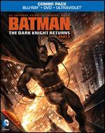 Batman: The Dark Knight Returns Part Two [Blu-ray] [UltraViolet] [Includes Digital Copy]