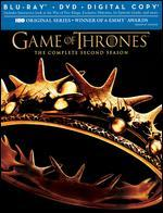 Game of Thrones: The Complete Second Season [7 Discs] [Blu-ray/DVD] [Includes Digital Copy]