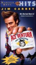 Ace Ventura-Pet Detective [Vhs]