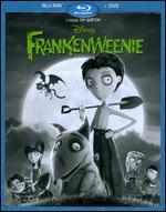 Frankenweenie [2 Discs] [Blu-ray/DVD] - Tim Burton