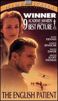 The English Patient - Anthony Minghella