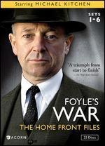 Foyle's War: The Home Front Files - Sets 1-6 [22 Discs]