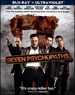 Seven Psychopaths [Includes Digital Copy] [UltraViolet] [Blu-ray] - Martin McDonagh