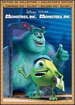 Monsters, Inc. (Bilingual) [DVD/Blu-ray]