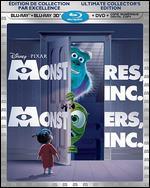 Monsters, Inc. (Bilingual) [3D] [Blu-ray/DVD]