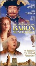 Adventures of Baron Munchausen (1988) Blu-Ray