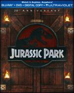 Jurassic Park [2 Discs] [Includes Digital Copy] [UltraViolet] [Blu-ray/DVD]