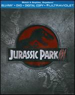 Jurassic Park III [2 Discs] [Includes Digital Copy] [UltraViolet] [Blu-ray/DVD]