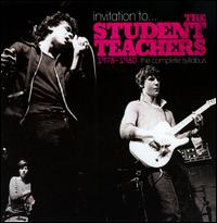 Invitation To...The Student Teachers: 1978-1980 The Complete Syllabus - The Student Teachers