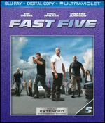 Fast Five [Includes Digital Copy] [UltraViolet] [Blu-ray]
