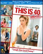 This Is 40 [2 Discs] [Includes Digital Copy] [UltraViolet] [Blu-ray/DVD]