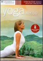 Yoga Over 50 Dvd-Workout Video With 8 Routines, Including Routines for Seniors