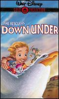 The Rescuers Down Under - Hendel Butoy; Mike Gabriel