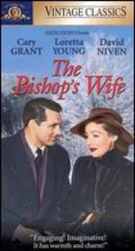 The Bishop's Wife [Vhs]