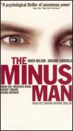 The Minus Man [Vhs]