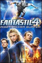 Fantastic Four-Rise of the Silver Surfer [2007] [Dvd]