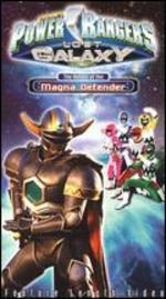 Power Rangers Lost Galaxy: Return of Magna Defender ...Power Rangers Lost Galaxy Magna Defender Vhs
