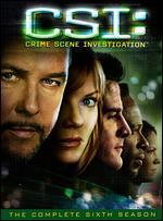 CSI: Crime Scene Investigation: Season 06 -