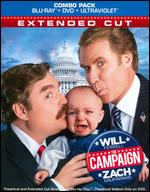 The Campaign [2 Discs] [Blu-ray/DVD] - Jay Roach