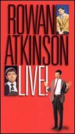 Rowan Atkinson Live! [Vhs]