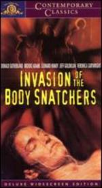 Invasion of the Body Snatchers [Vhs]