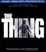 The Thing [Includes Digital Copy] [UltraViolet] [Blu-ray] - Matthijs Van Heijningen Jr.