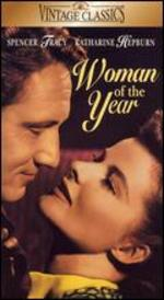 Woman of the Year [Vhs]