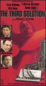 The Third Solution [Vhs]
