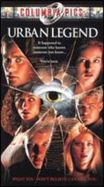 Urban Legend [Vhs]