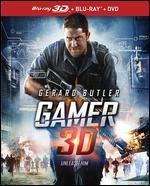 Gamer [Blu-ray] [3D]