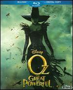Oz the Great and Powerful [Includes Digital Copy] [Blu-ray]