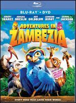 Adventures in Zambezia [2 Discs] [Blu-ray/DVD]