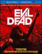 Evil Dead [Includes Digital Copy] [UltraViolet] [Blu-ray]