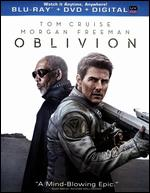 Oblivion [2 Discs] [Includes Digital Copy] [UltraViolet] [Blu-ray/DVD] - Joseph Kosinski