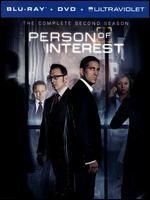 Person of Interest: The Complete Second Season [10 Discs] [UltraViolet] [Blu-ray/DVD]