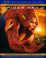 Spider-Man 2 [Includes Digital Copy] [UltraViolet] [Blu-ray] - Sam Raimi