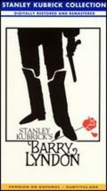 Barry Lyndon [Vhs]