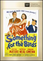 Something for the Birds - Robert Wise