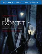 The Exorcist [40th Anniversary] [2 Discs] [With Book] [Blu-ray/DVD] - William Friedkin