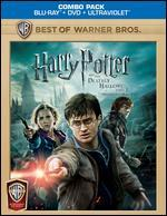 Harry Potter and the Deathly Hallows, Part 2 [Warner Brothers 90th Anniversary] [Blu-ray/DVD]