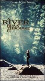 A River Runs Through It [Vhs]